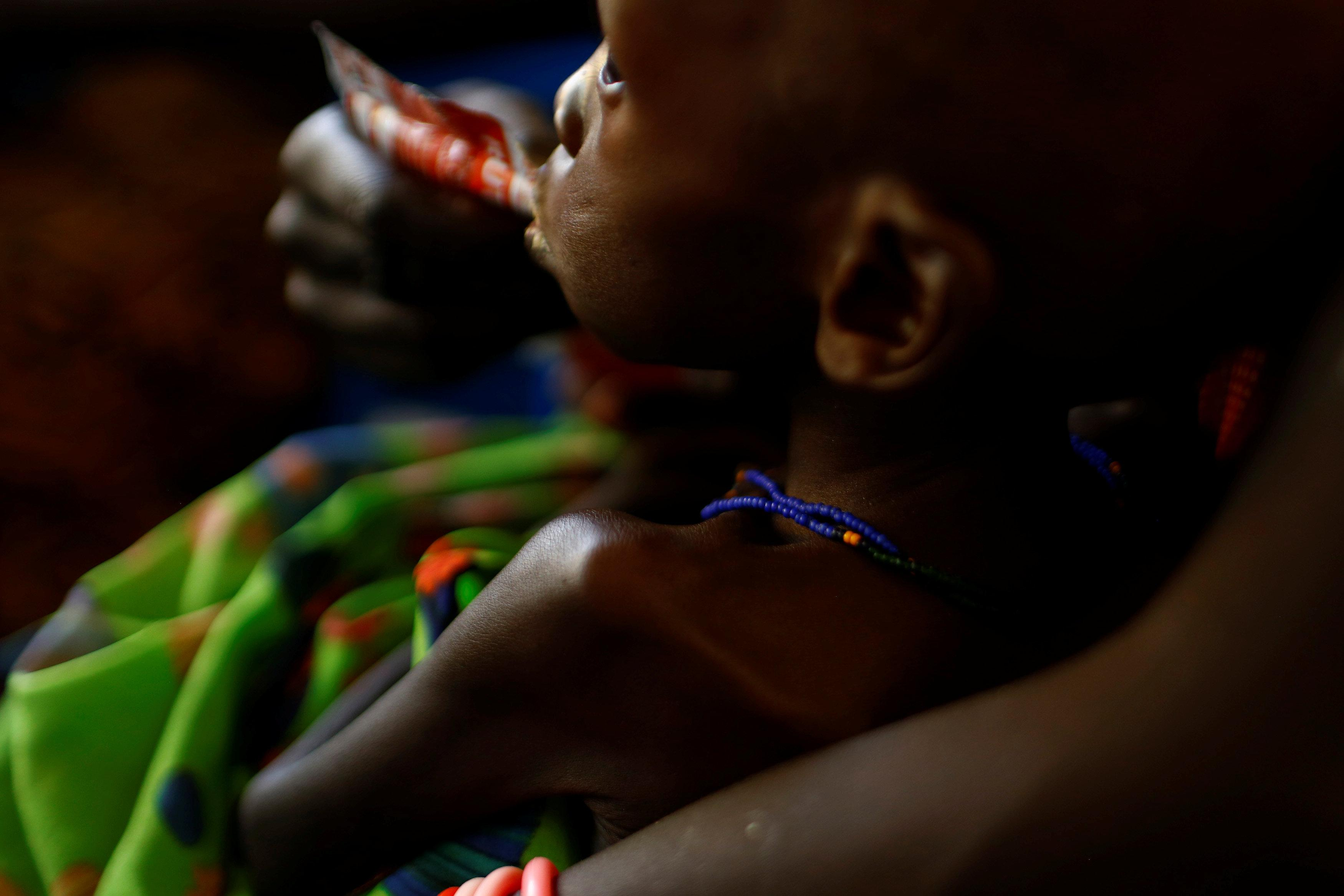South Sudan Region Descends Into 'Man-Made' Famine