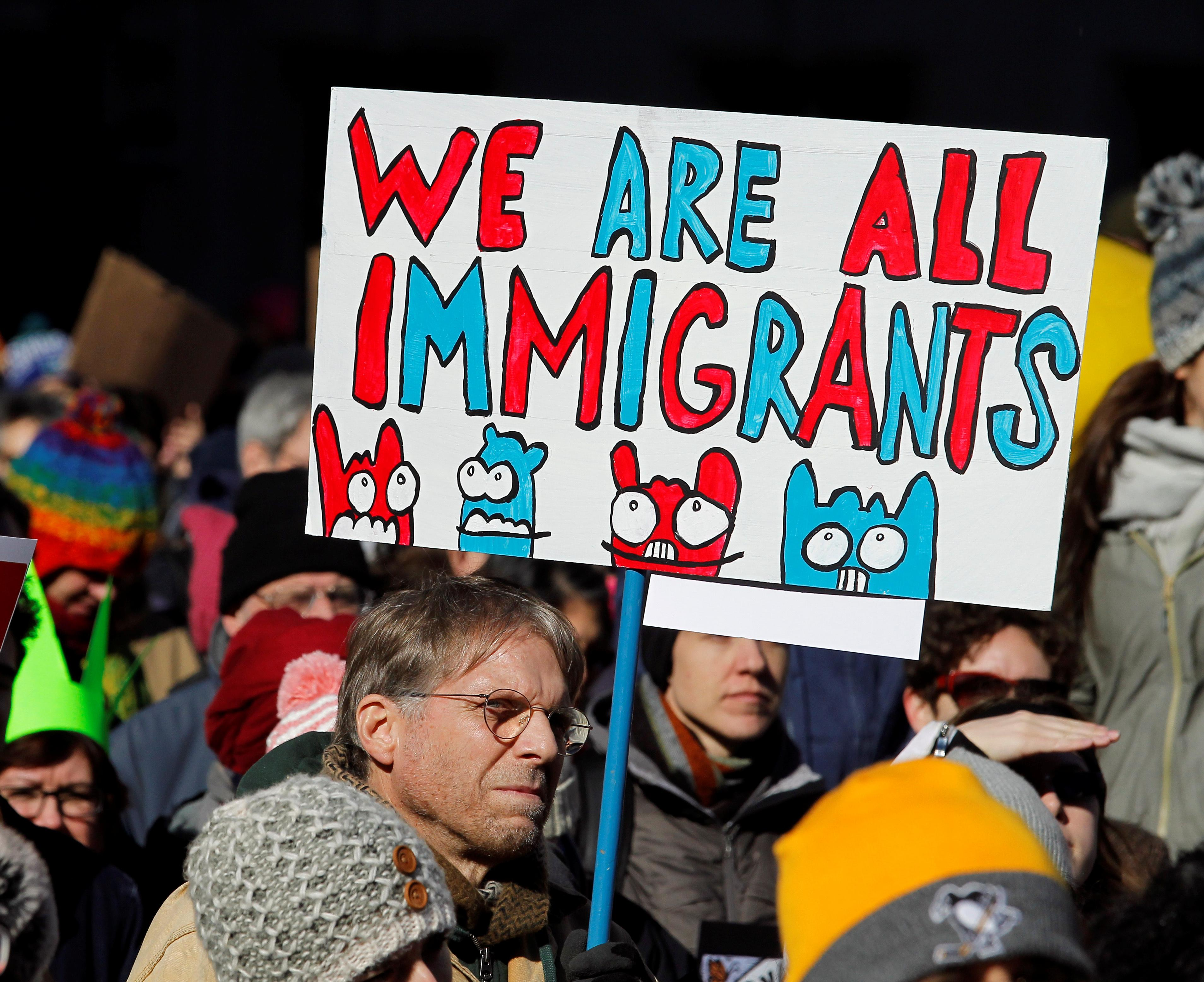 immigration and fallacies do they Logical fallacies within immigration further on the fallacies that do exist in in the new poll are convinced that the area where they live is in a.