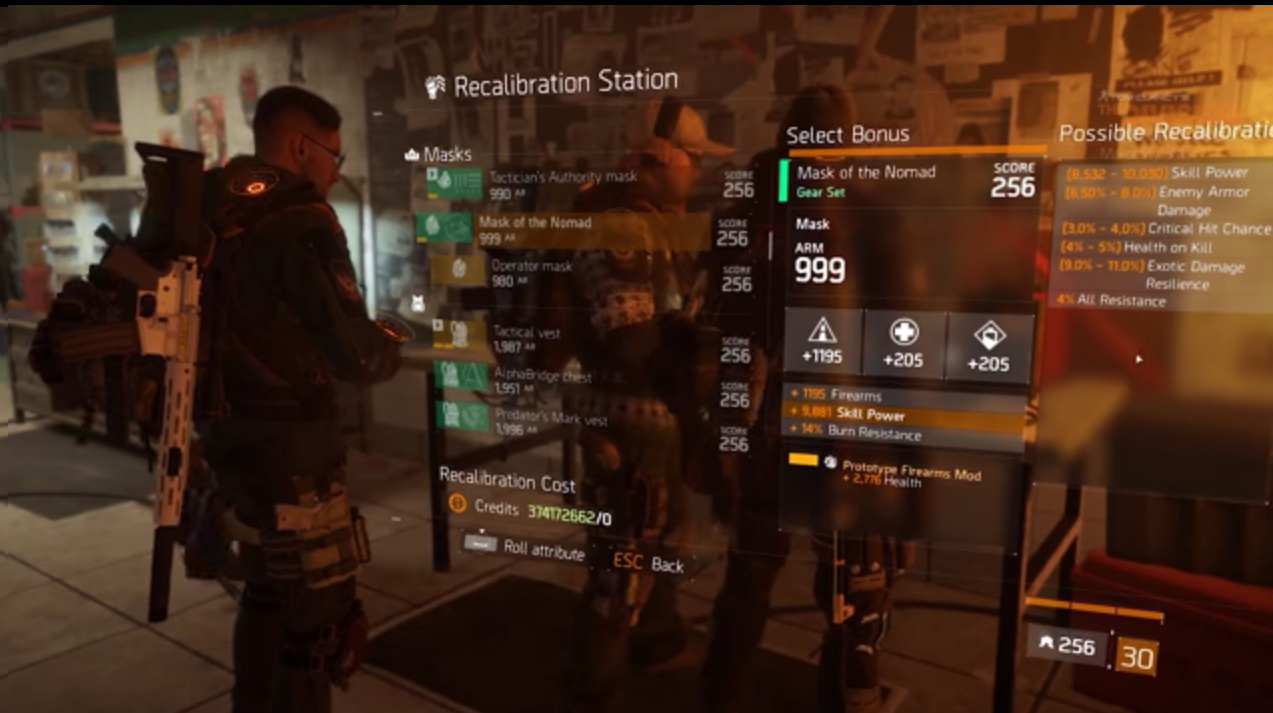 'The Division' 1.6 Last Stand Guide: Best In Slot Gear ...