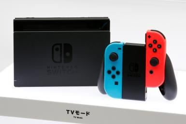 Nintendo Shares Surge Post Switch Release