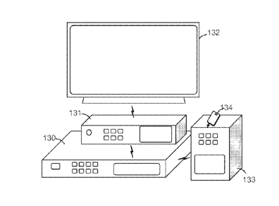 sony patent wireless charging