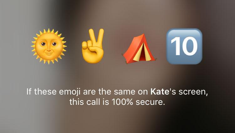 voice call emoji telegram