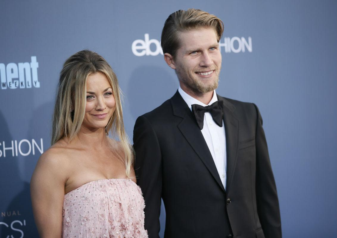 Kaley cuoco dating karl cook