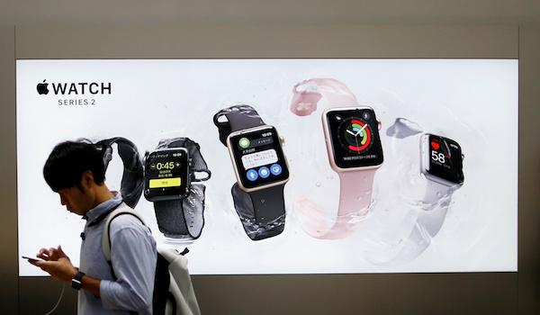Compal to make Apple Watch, report says
