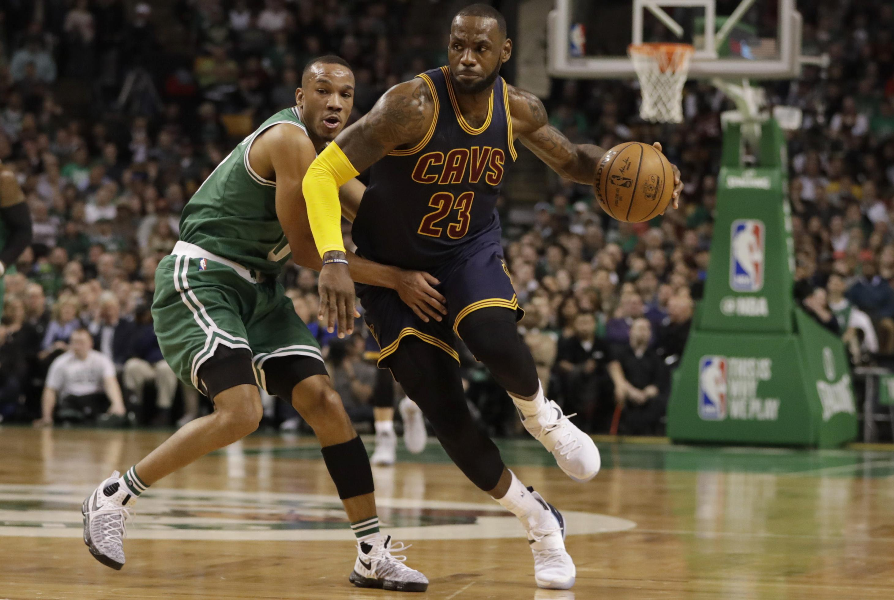LeBron James, Cleveland Cavaliers Remain Only Threat To Warriors And Spurs In 2017 NBA Finals