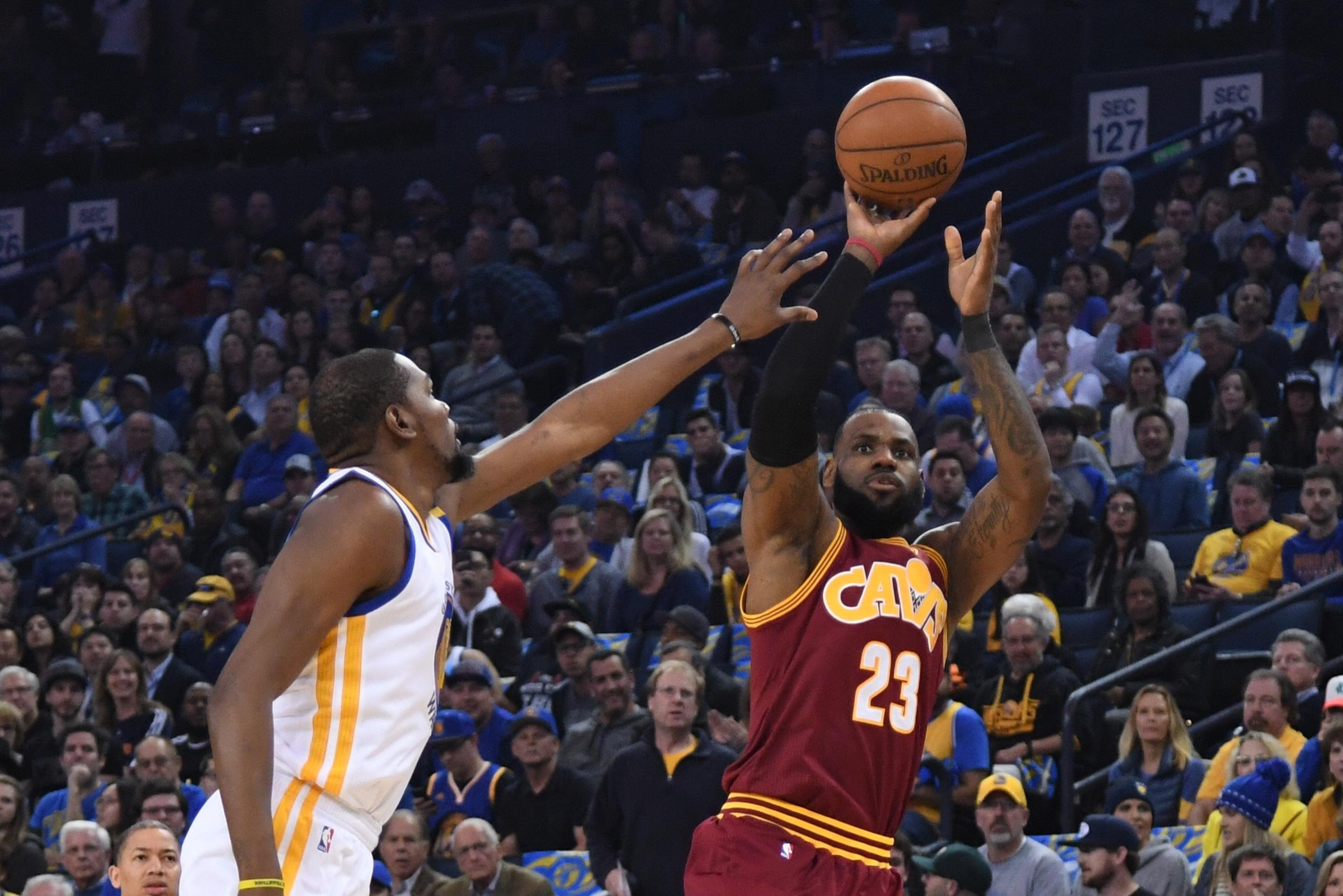 Who Will Win The 2017 NBA Finals? Warriors, Cavaliers ...