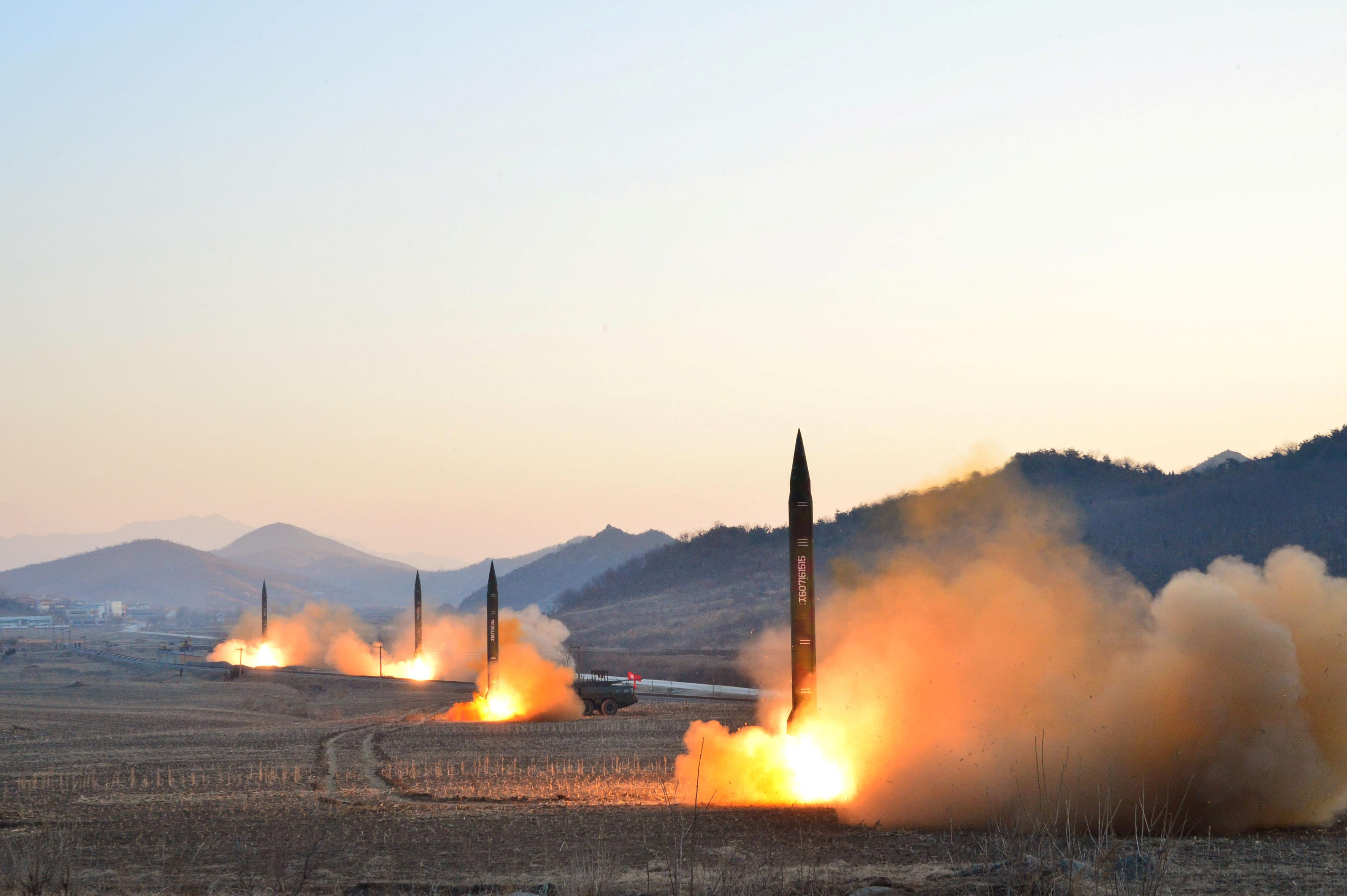 Escalating tensions between the U.S.  and North Korea: What's going on?