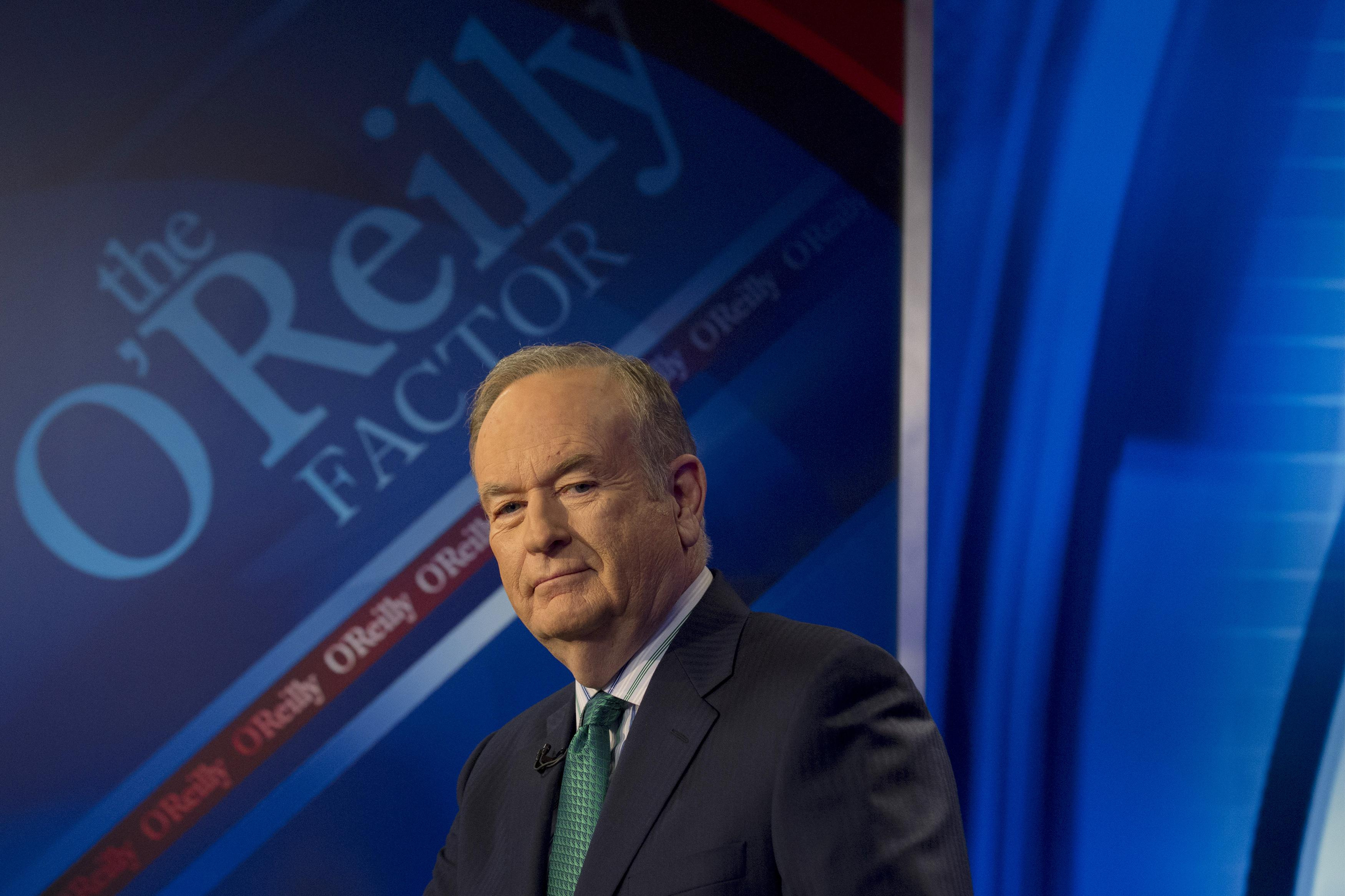 Fox News 'to sack O'Reilly' over sexual harassment claims
