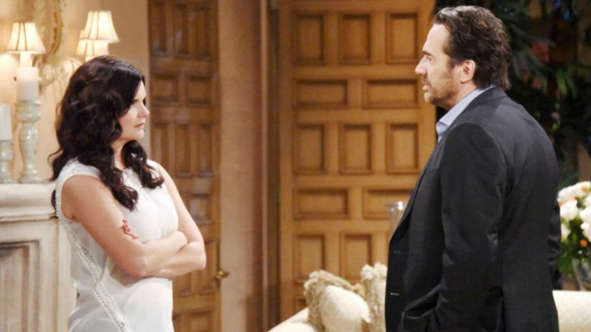 """Katie and Ridge on """"The Bold and the Beautiful"""