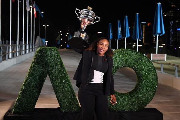 Spokeswoman says Serena is pregnant