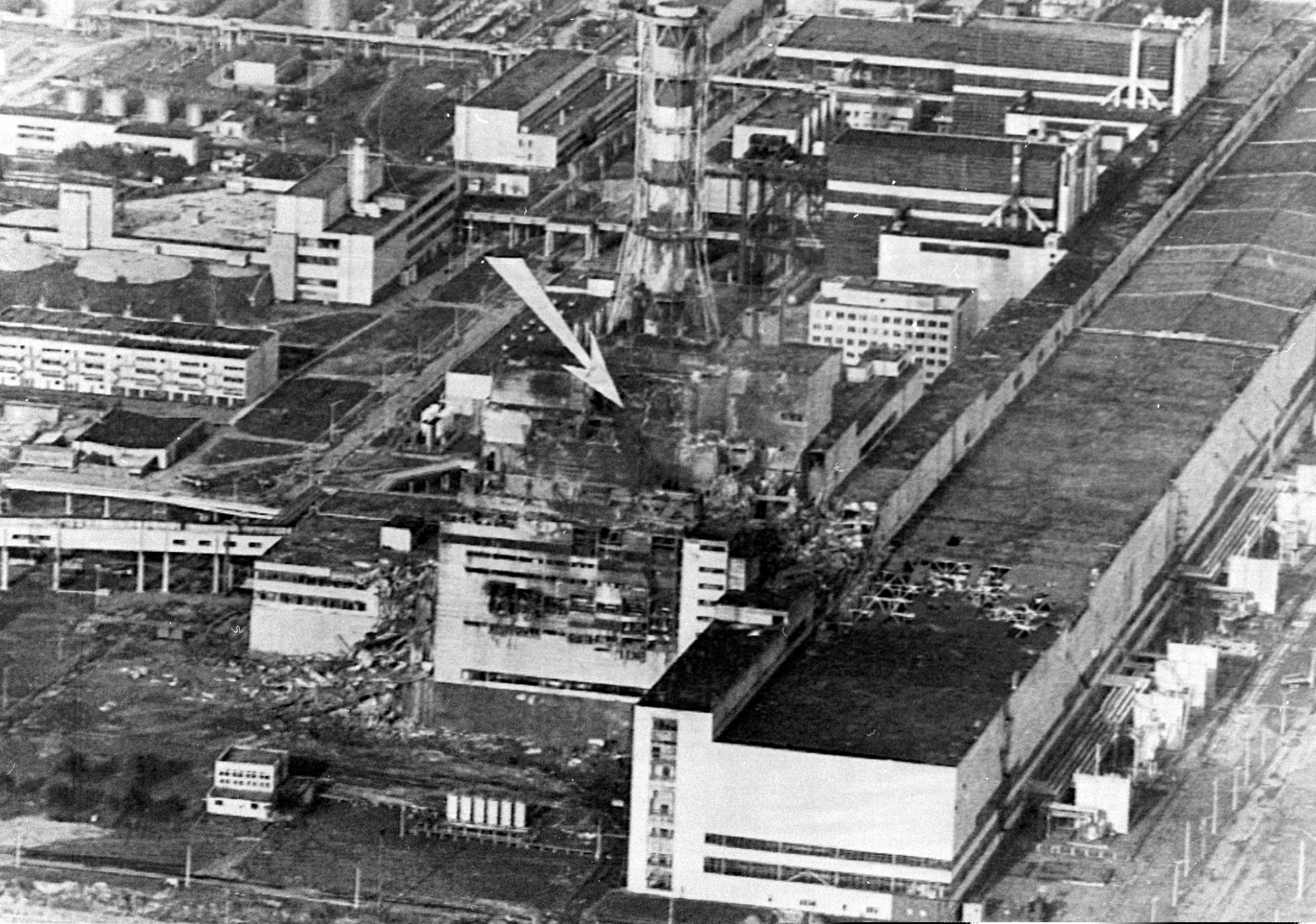 the chernobyl nuclear incident Ukraine's nuclear regulatory body reported smoke at one of the rooms at unit 3 in chernobyl, adding that it was briefly liquidated by the state emergency personnel and the radiological situation at the site has not changed following the incident.