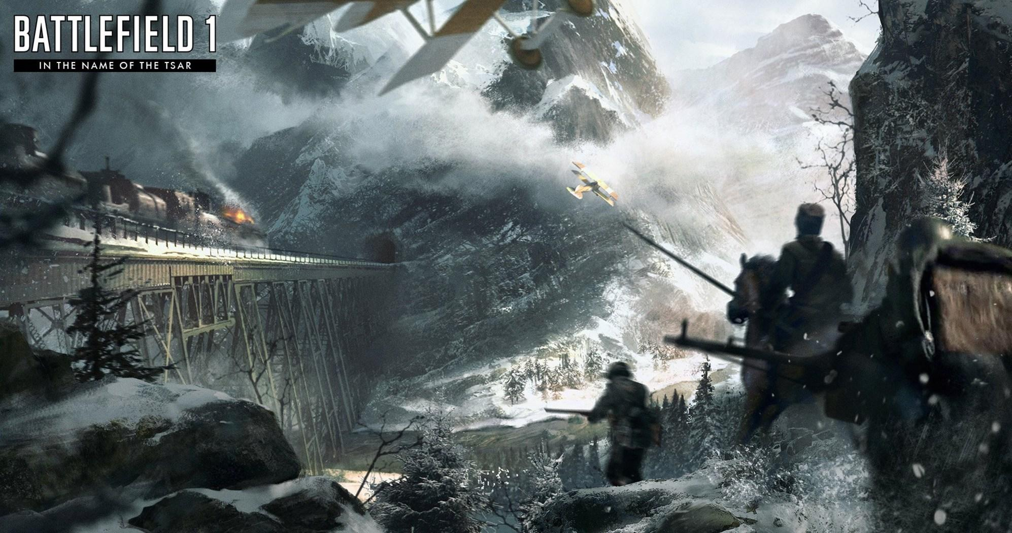 'Battlefield 1' In The Name Of The Tsar DLC