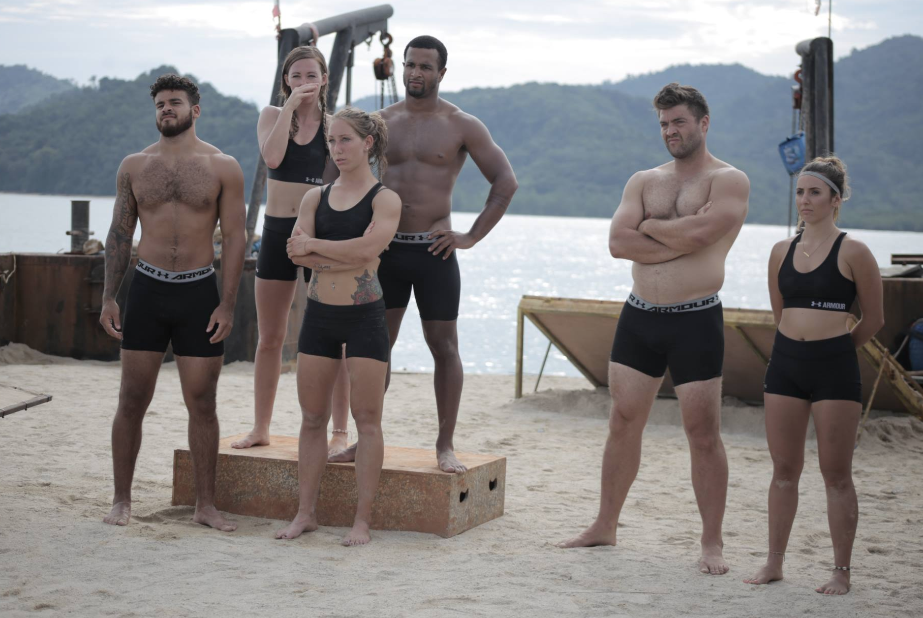 The challenge rivals 2 spoilers hookups meaning