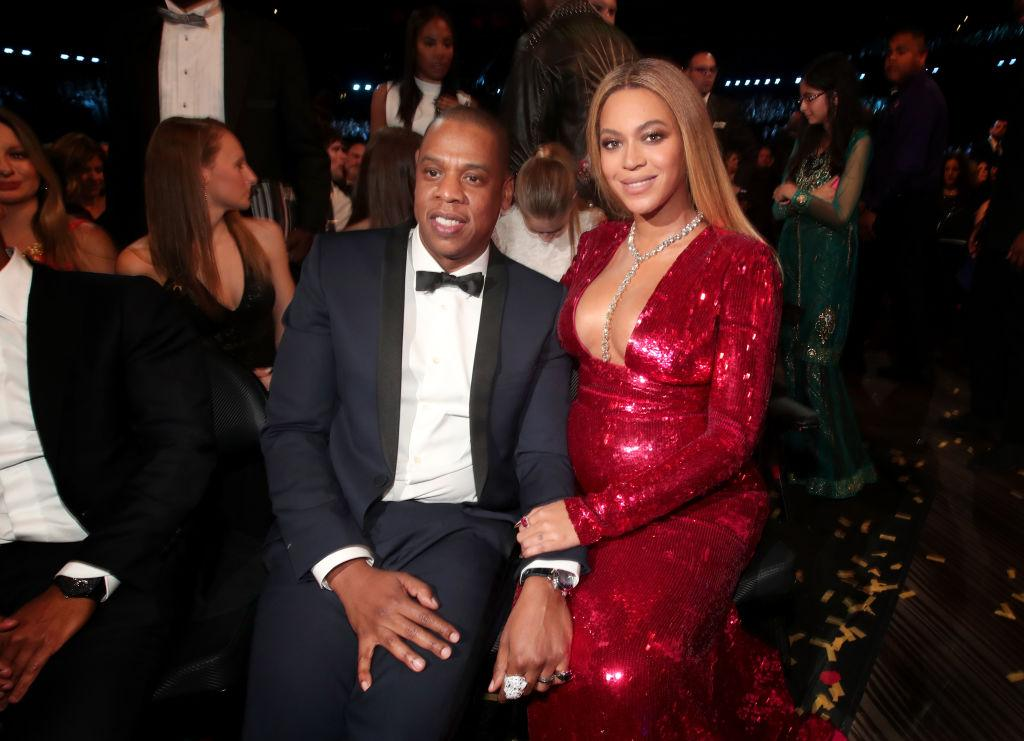 Beyonce Works Her Baby Bump In A $7560 Outfit