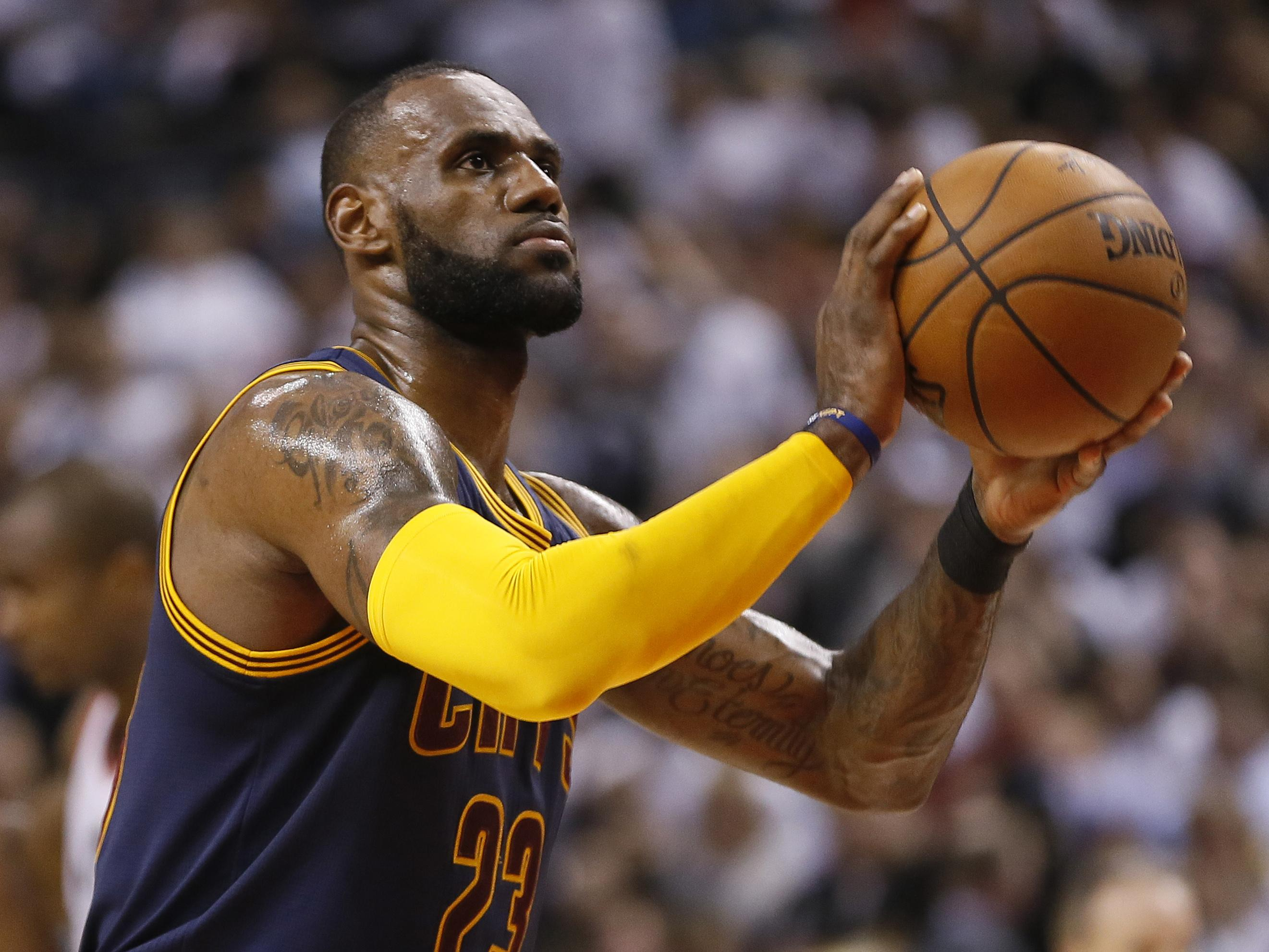 Cleveland Cavaliers Cruising To 2017 NBA Finals On LeBron ...