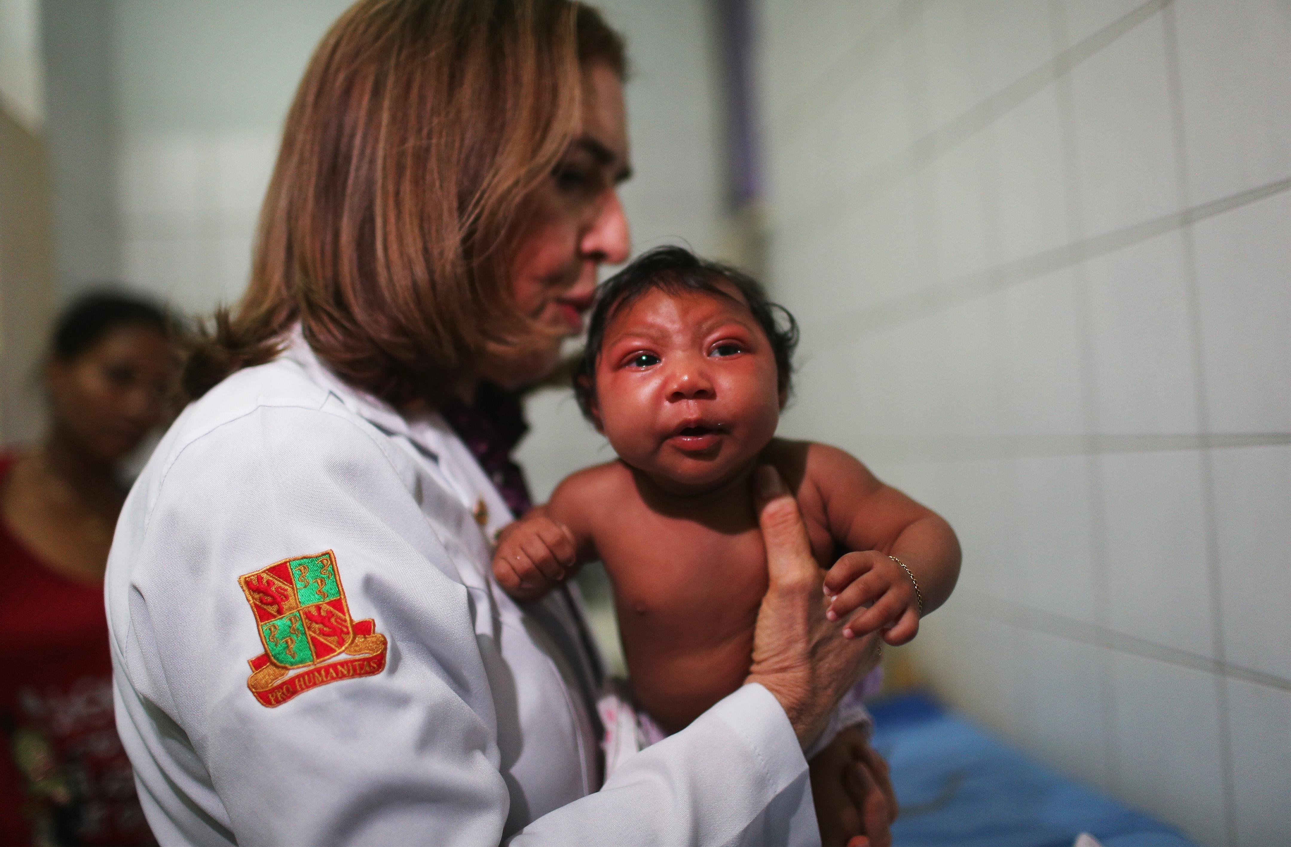 Celeste Philip: current indicators improved, but Zika threat remains serious