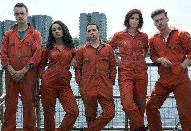Misfits getting USA remake from Freeform, four leads cast