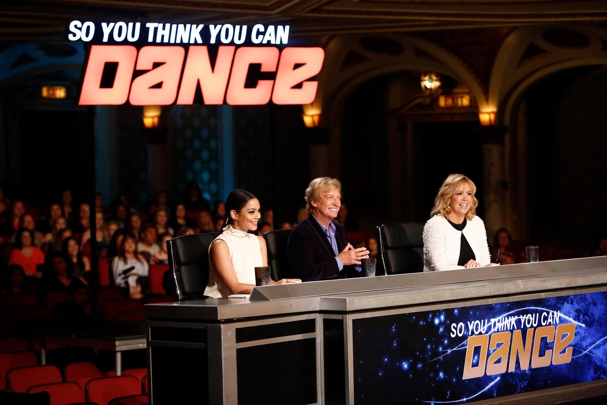 'So You Think You Can Dance'