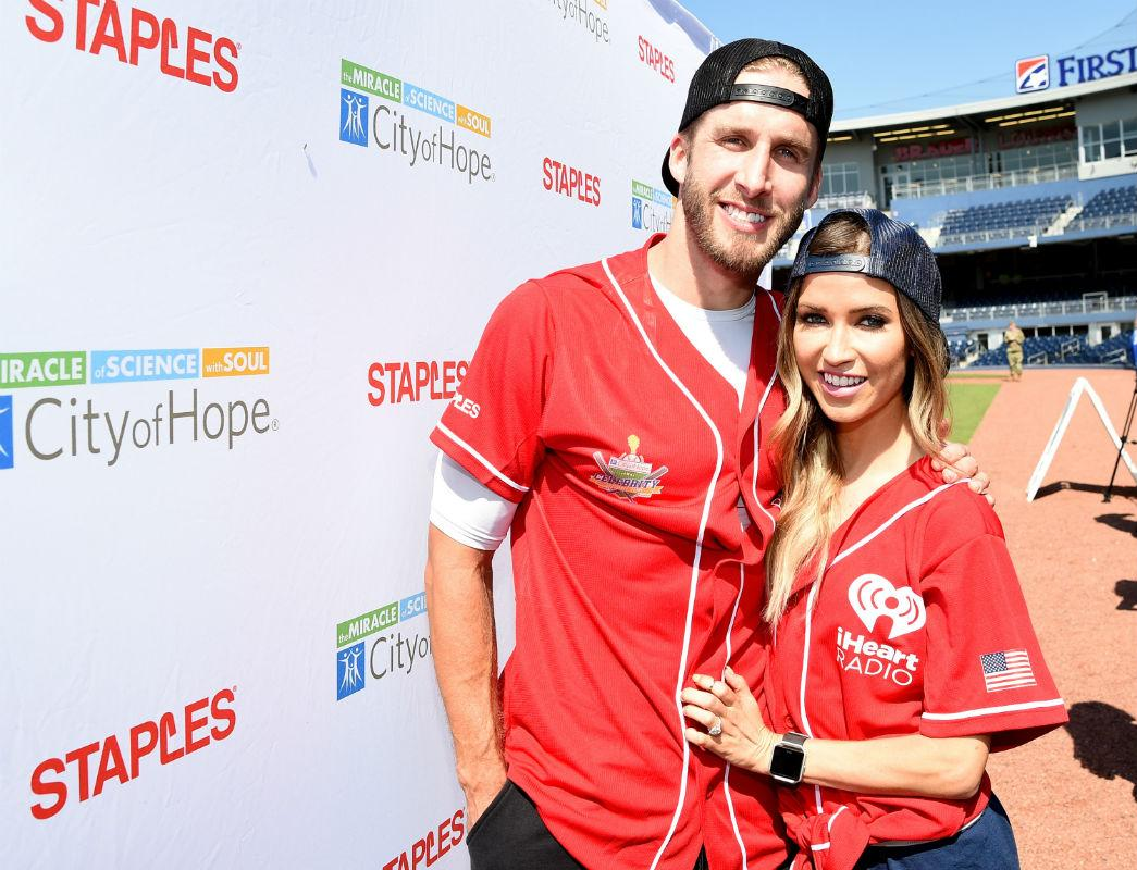 'Bachelorette' Stars Kaitlyn Bristowe and Shawn Booth