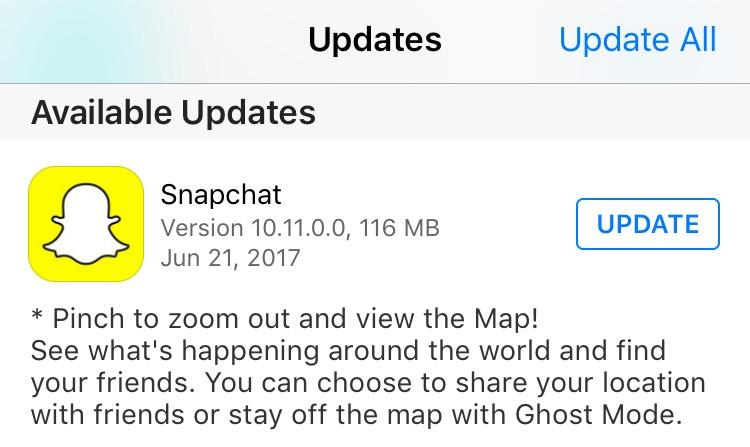 Snapchat Map Update: How To Use The New Snap Map
