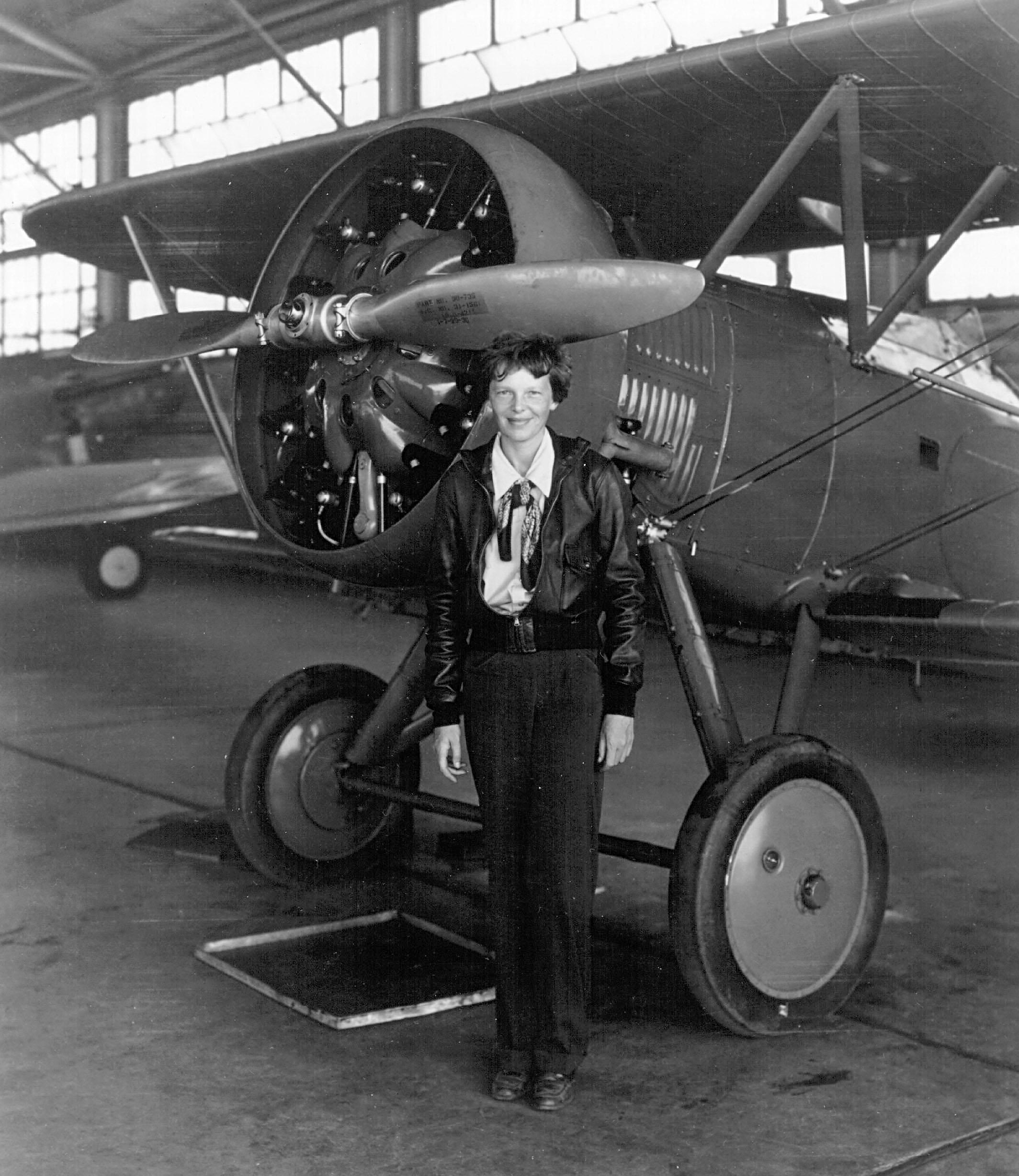 Amelia Earhart Searchers Bringing In Bone-Sniffing Dogs