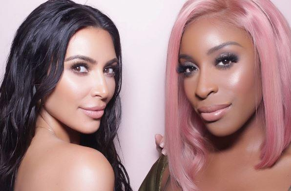 Kim Kardashian Blames Instagram For Drama With Beauty Blogger Over KKW Review