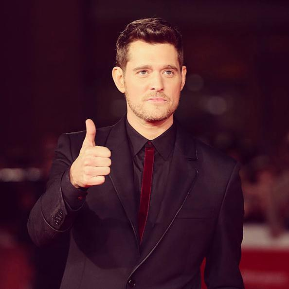 Michael Buble thanks Canadians for honour during 'emotionally difficult time'