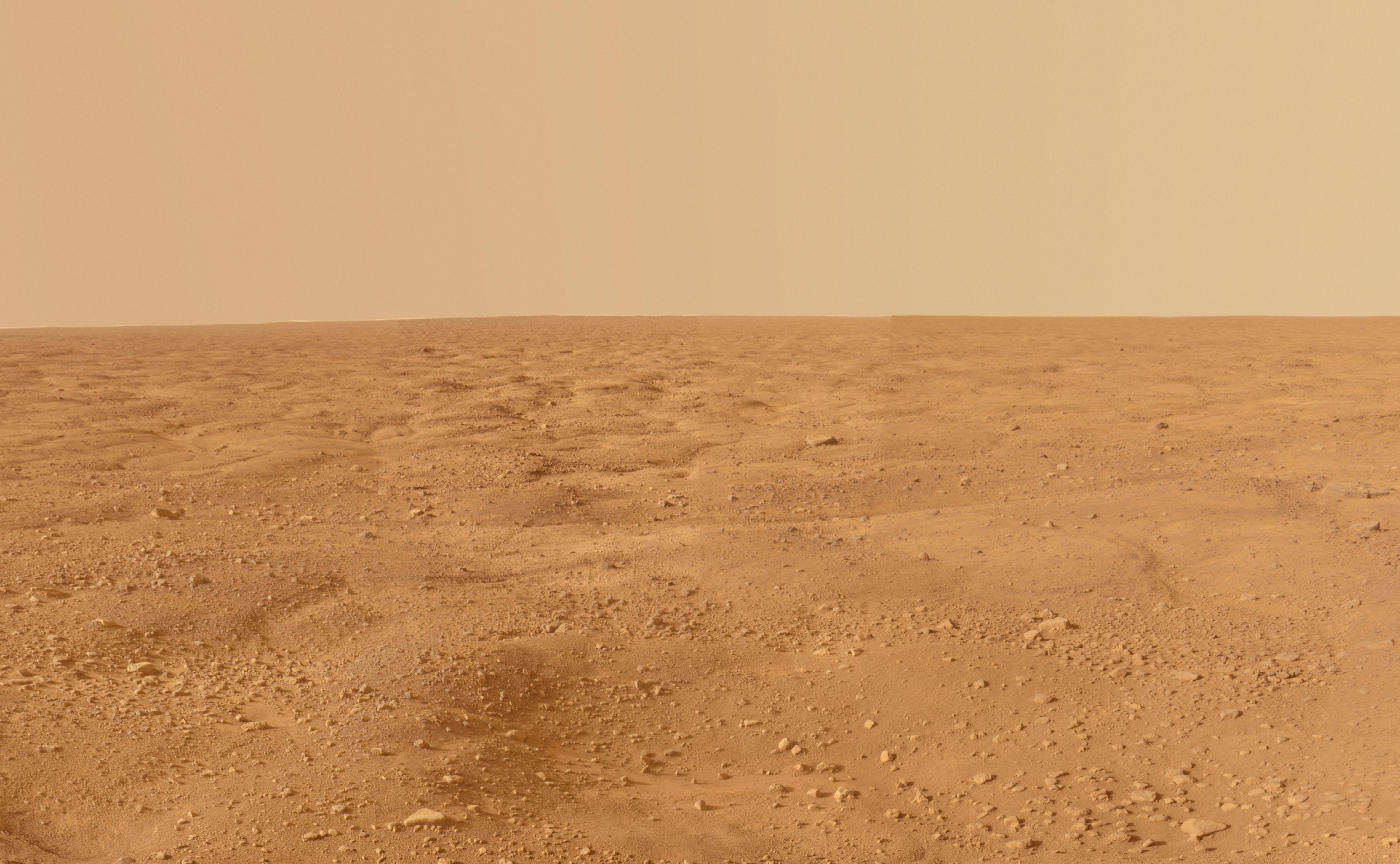 surface of mars today - photo #4