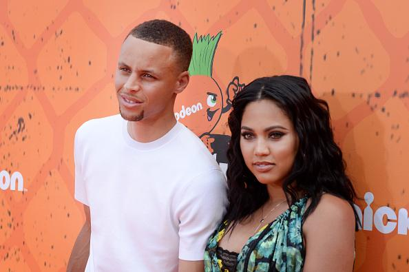 stephen  ayesha curry celebrate daughter ryan u2019s second