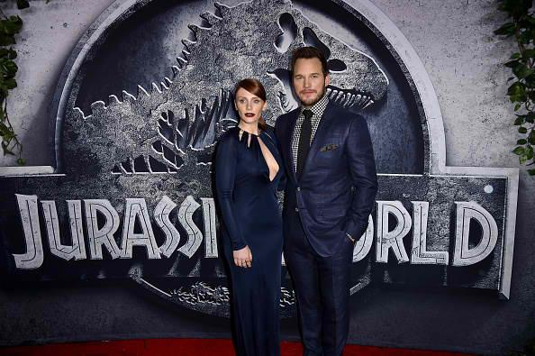 Bryce Dallas Howard marks end of Jurassic World sequel shoot