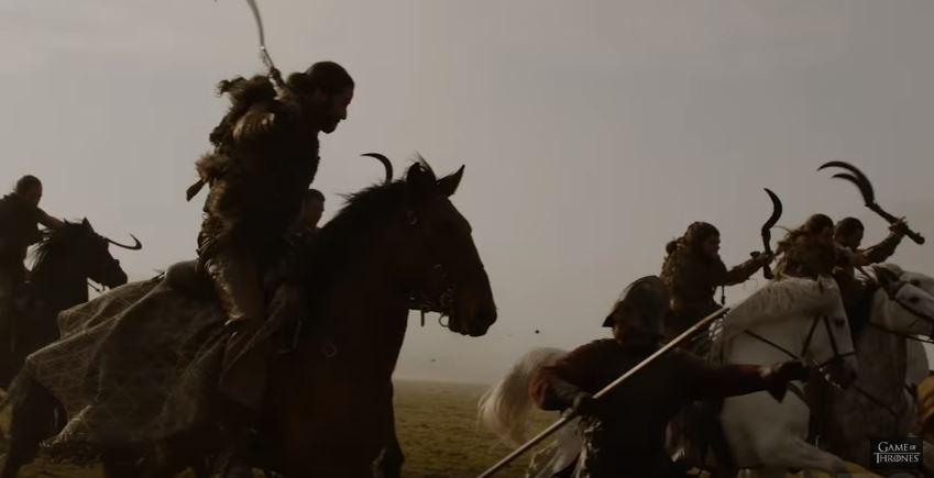 GoT S7 - Dany vs the Lannisters