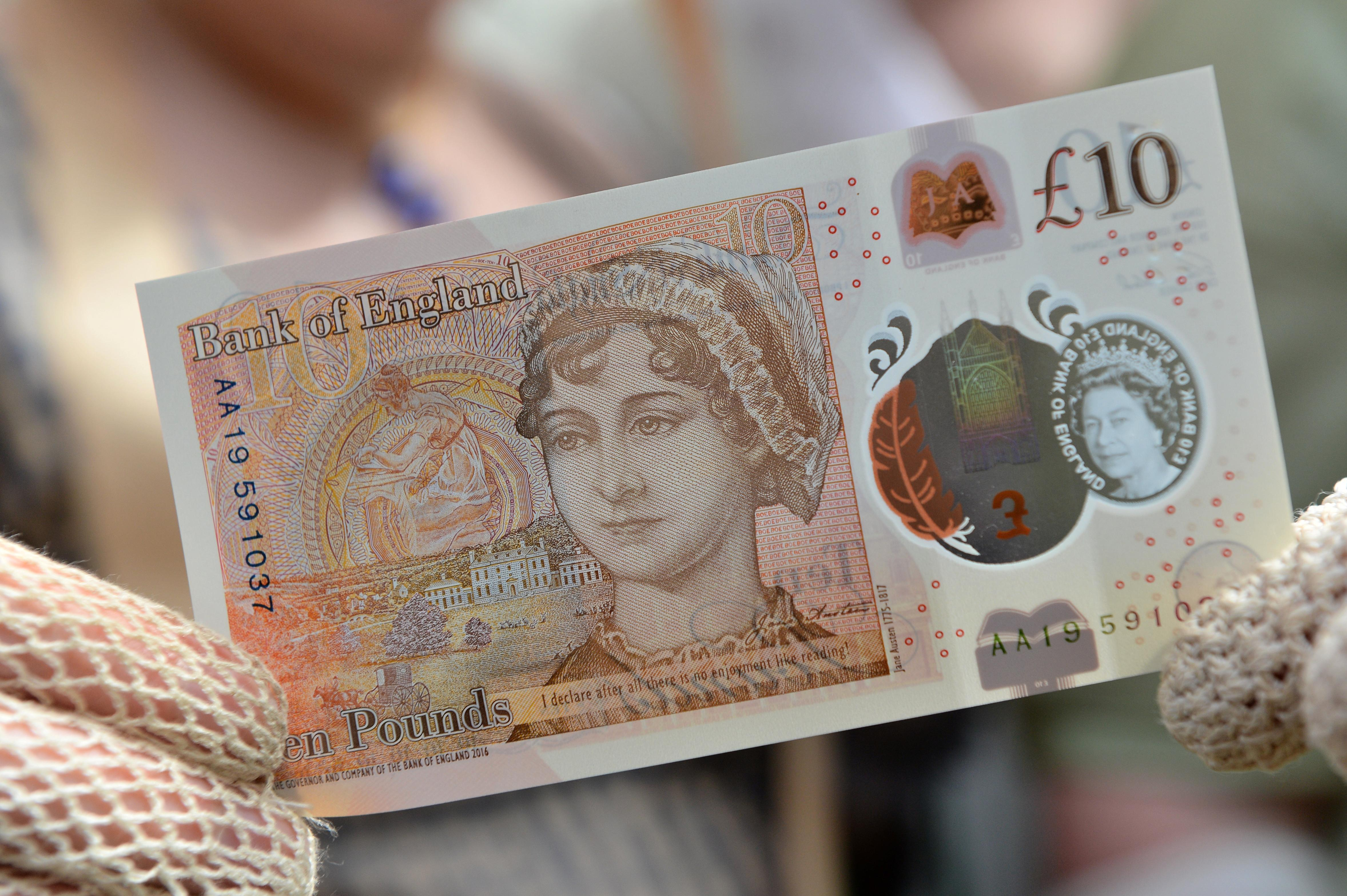 Jane Austen Fans React To Pride And Prejudice Quote On New Bill Honoring Author