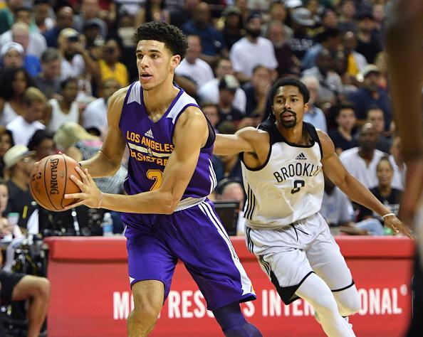 Lonzo Ball Is As Good As LaVar Ball Promised