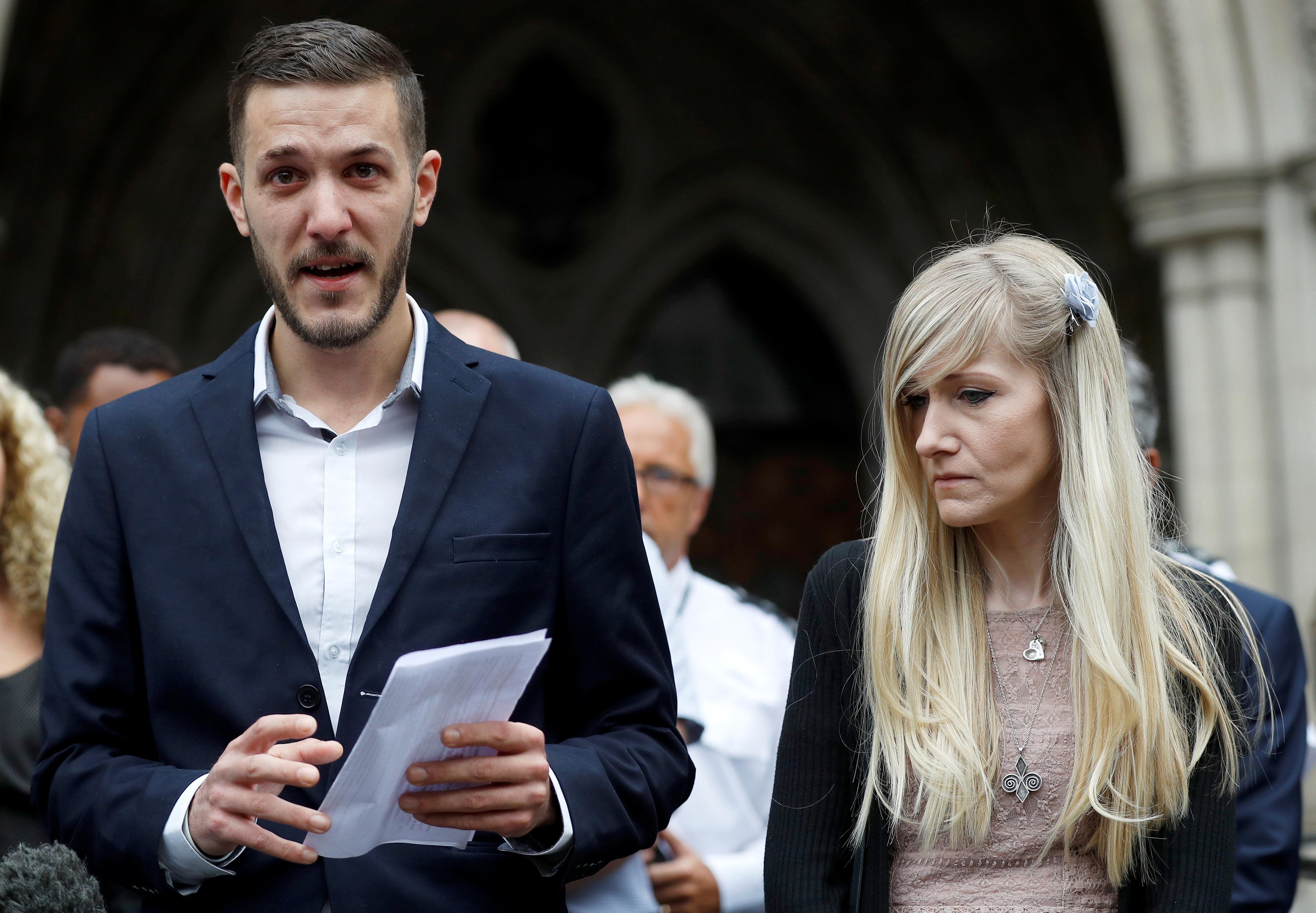 Charlie Gard's Parents Want to Bring Baby Home to Die