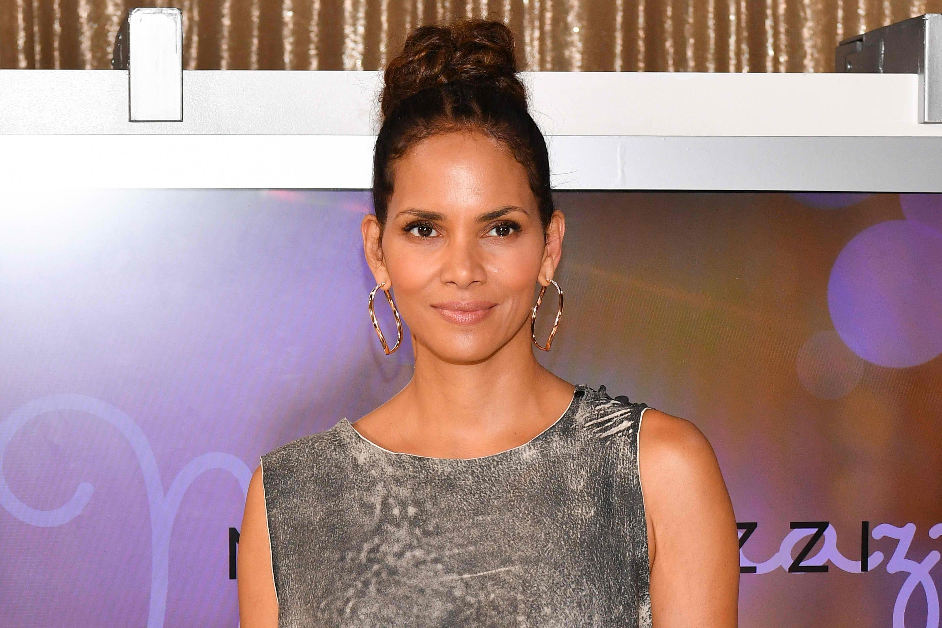 She was fantastic: Halle Berry on Malia Obama as a PA