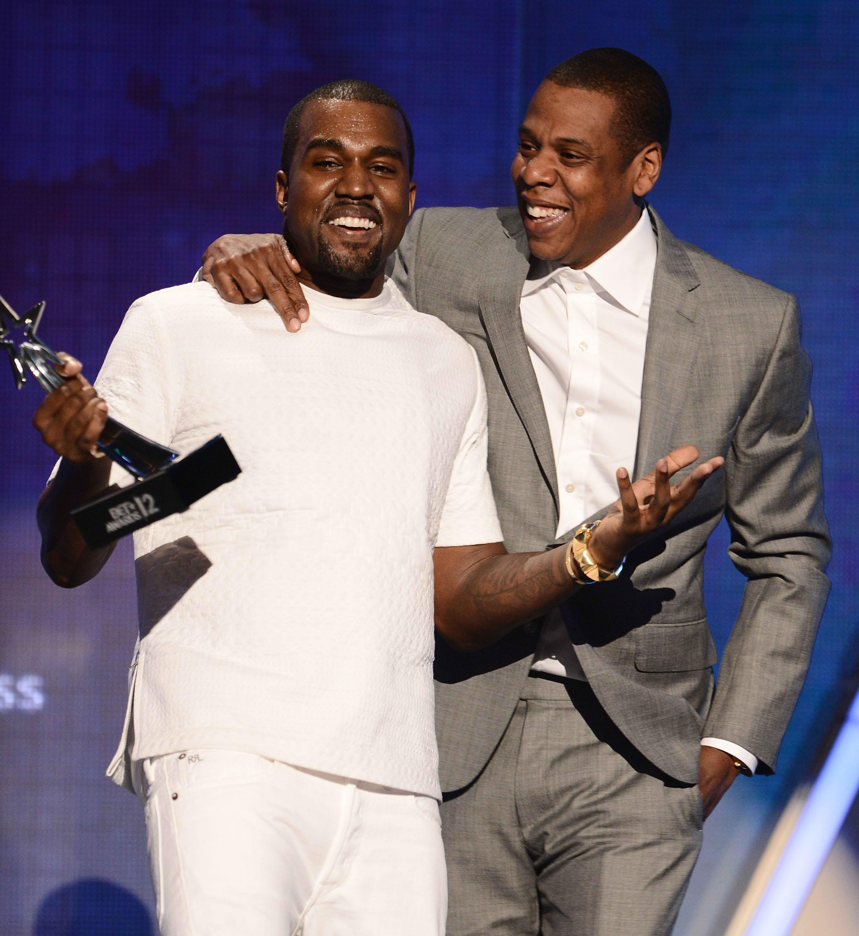 Jay-Z on why he is feuding with Kanye West