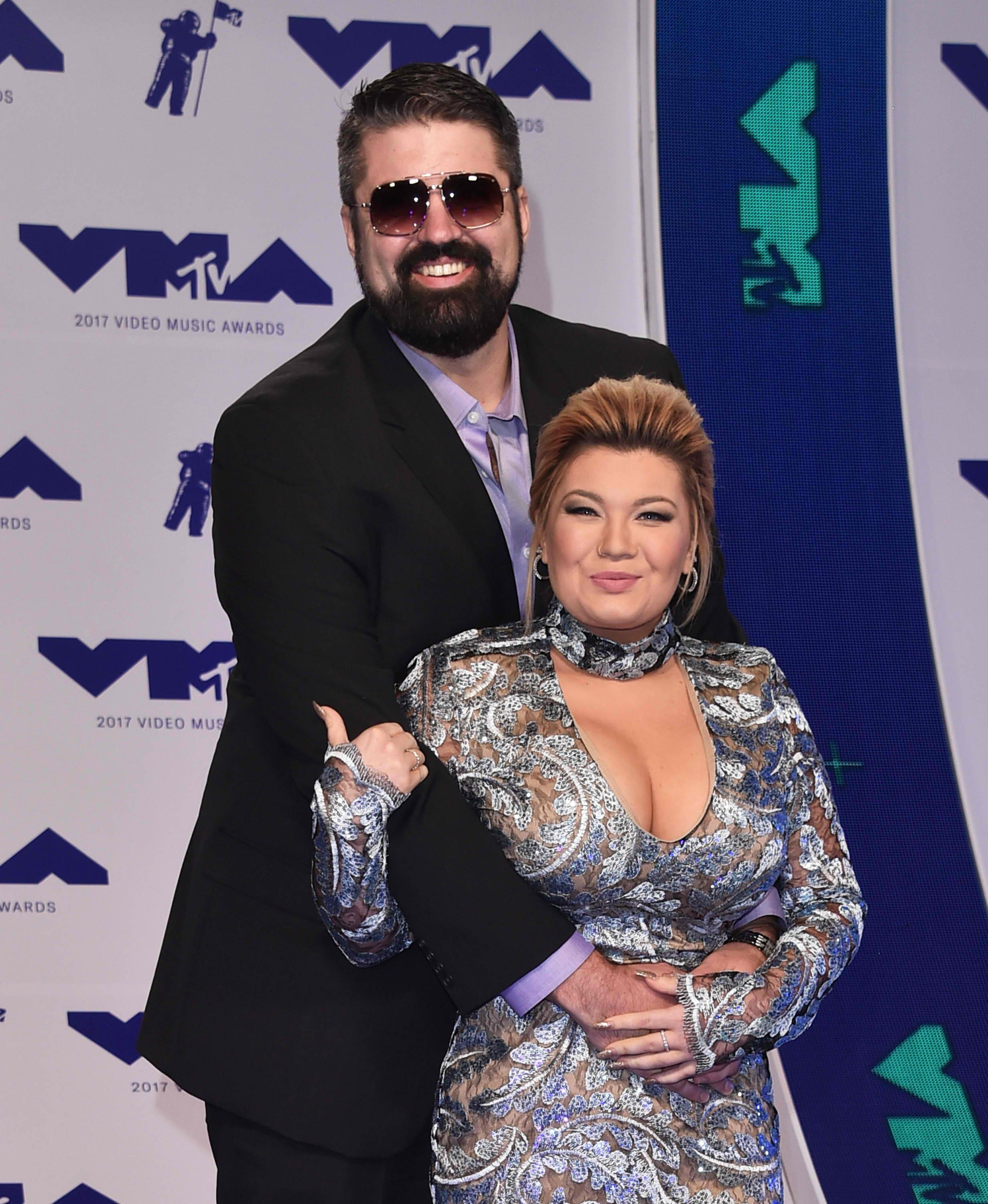 Amber Portwood Boyfriend: 'Teen Mom OG' Opens Up About VMA Appearance