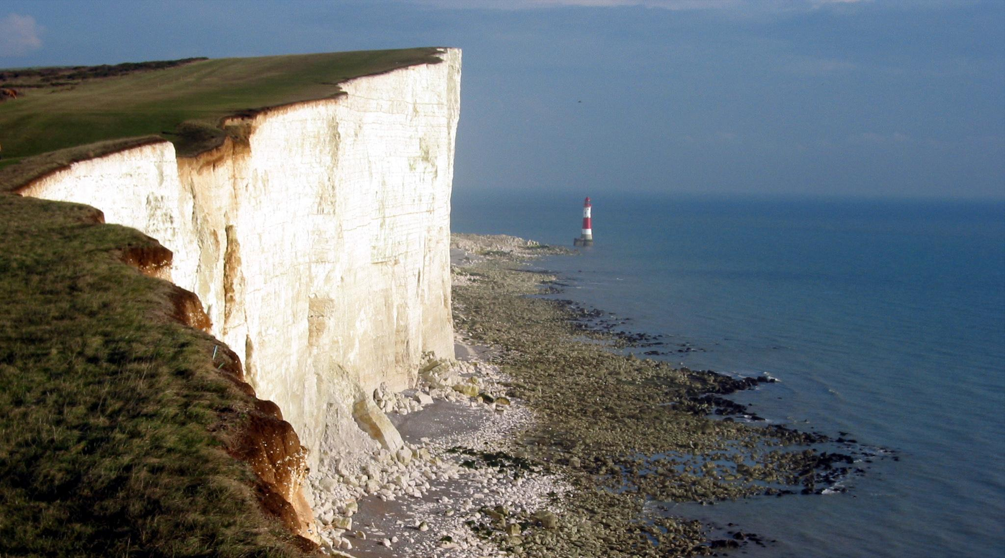 Birling Gap evacuated after 'chemical incident' on East Sussex coast