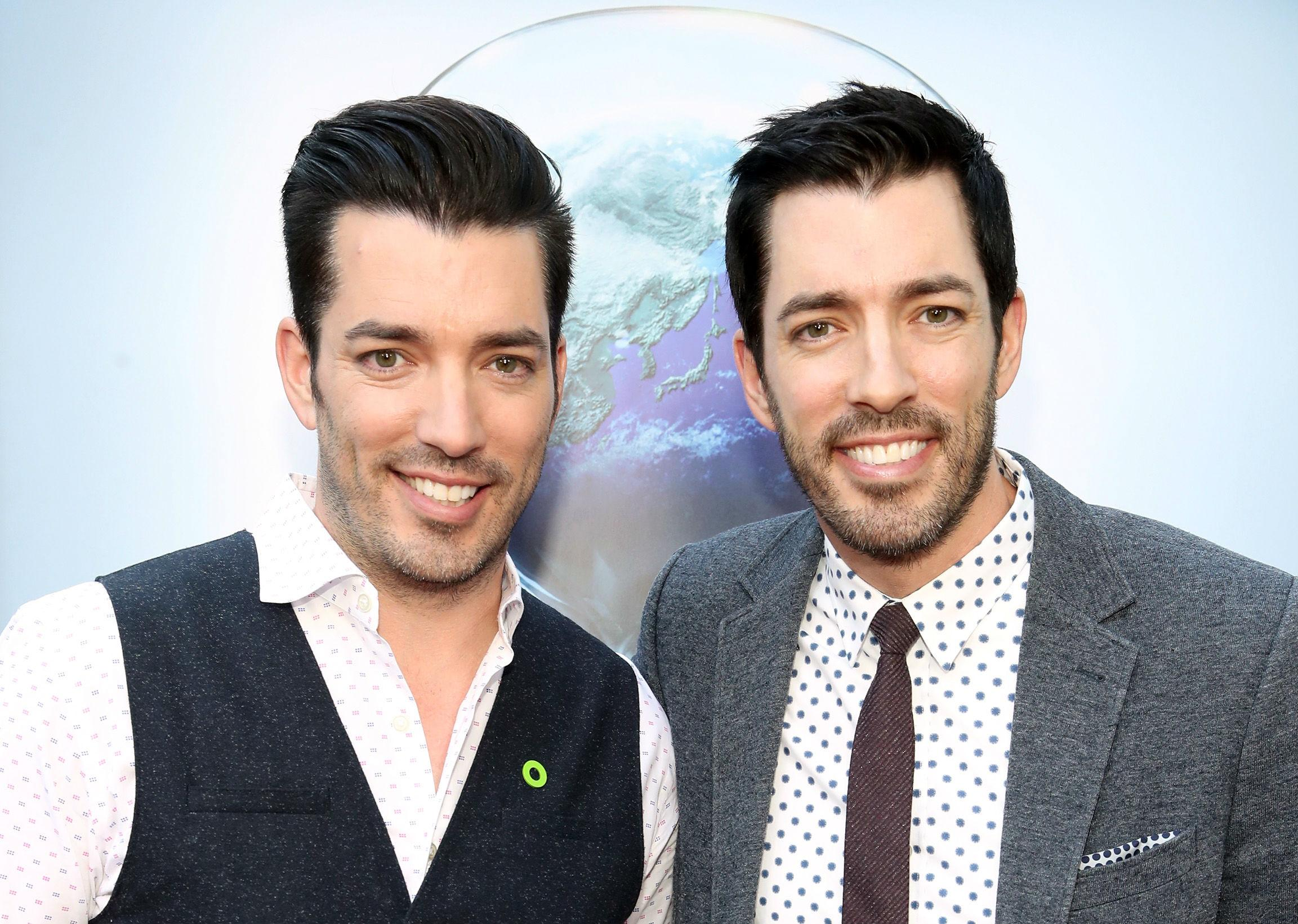 'Property Brothers' star Drew Scott joins 'Dancing with the Stars' cast