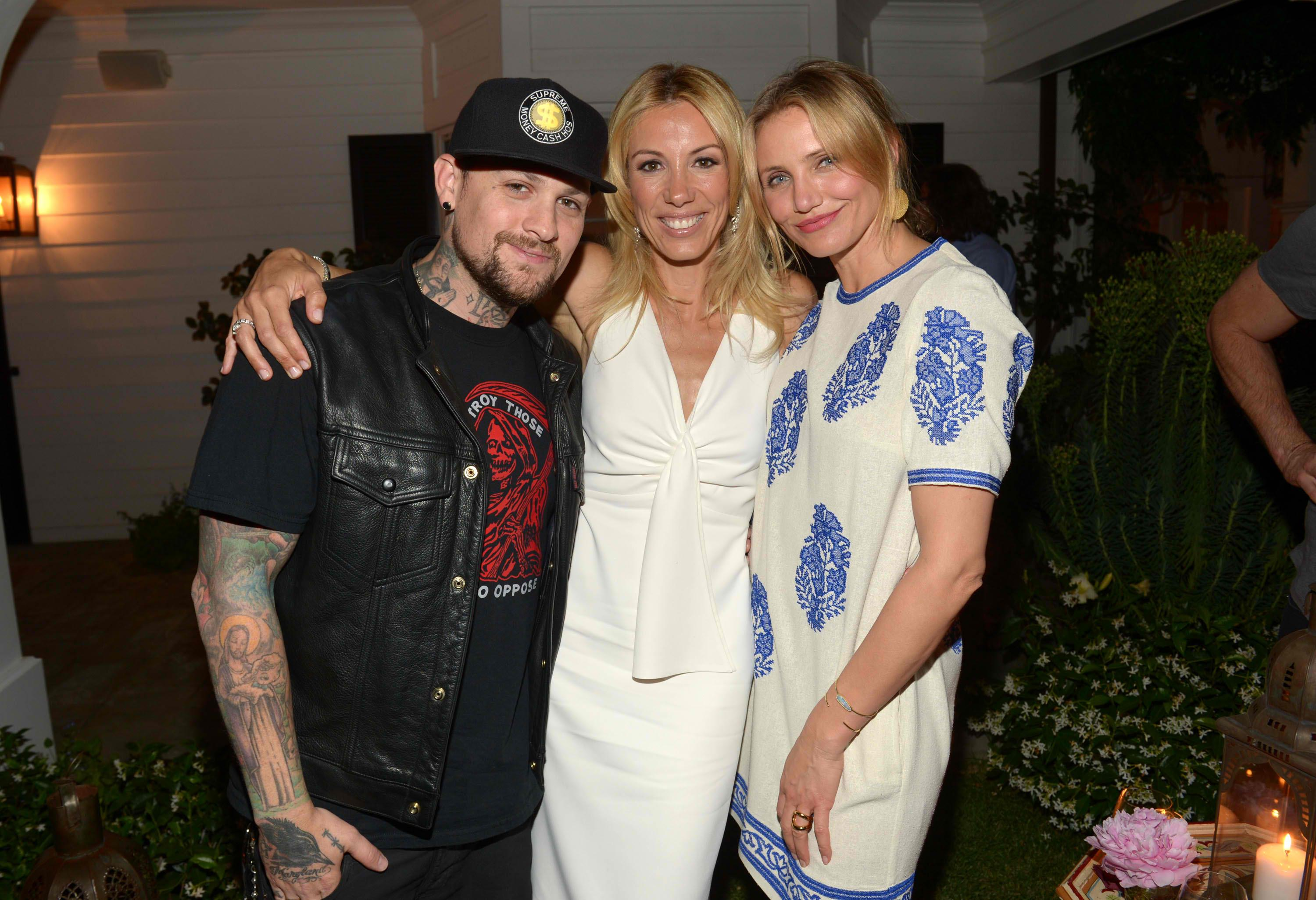 Benji Madden Makes Public Vow Never to Leave Cameron Diaz