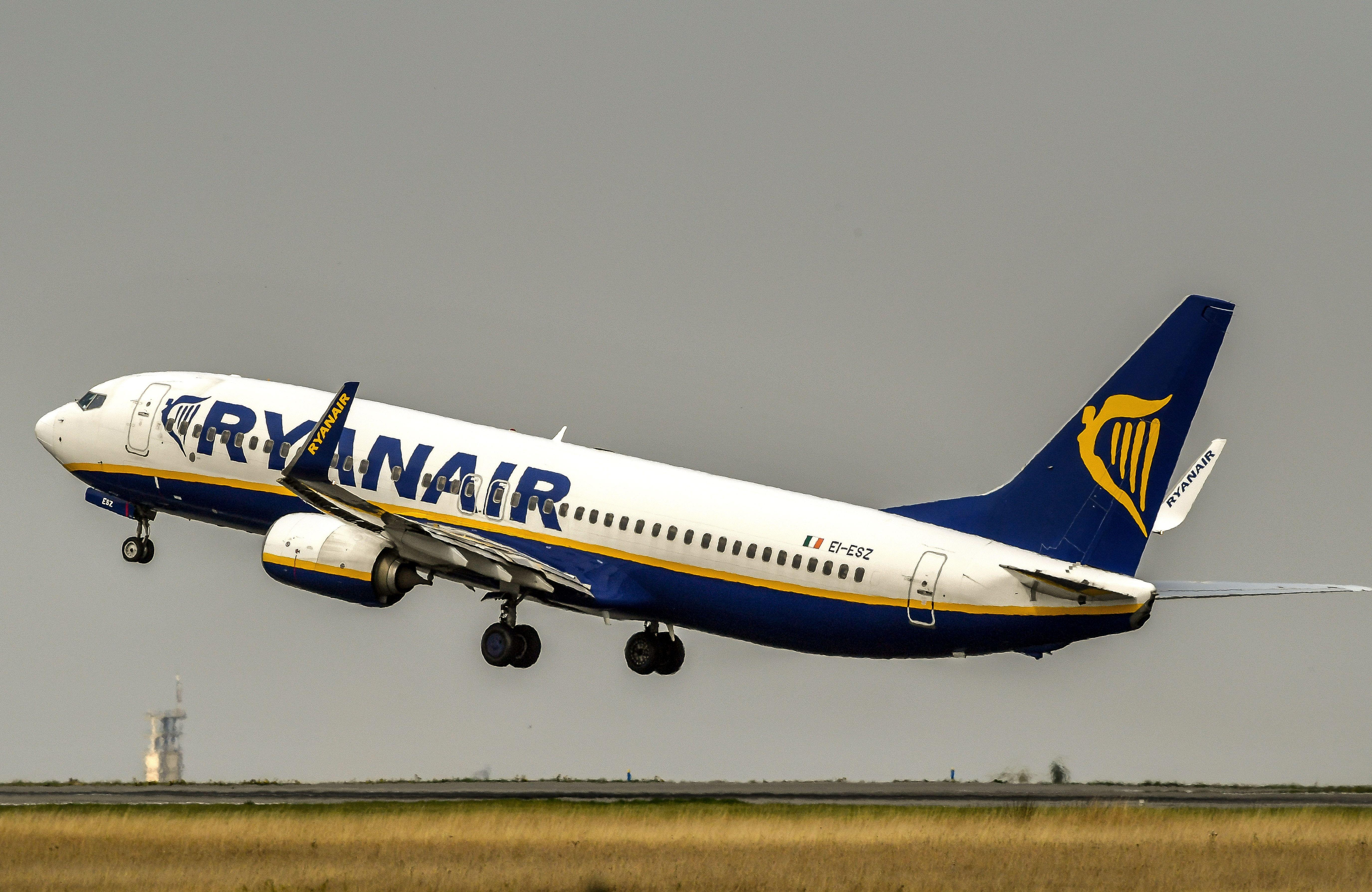Ryanair passengers witness mid-air brawl on flight from Newcastle to Alicante