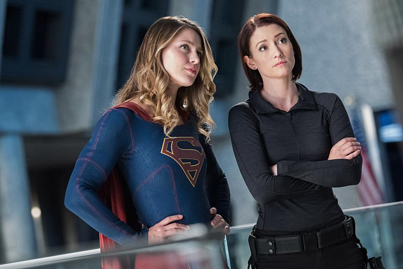 Young SUPERGIRL Re-Cast For Upcoming CW Season
