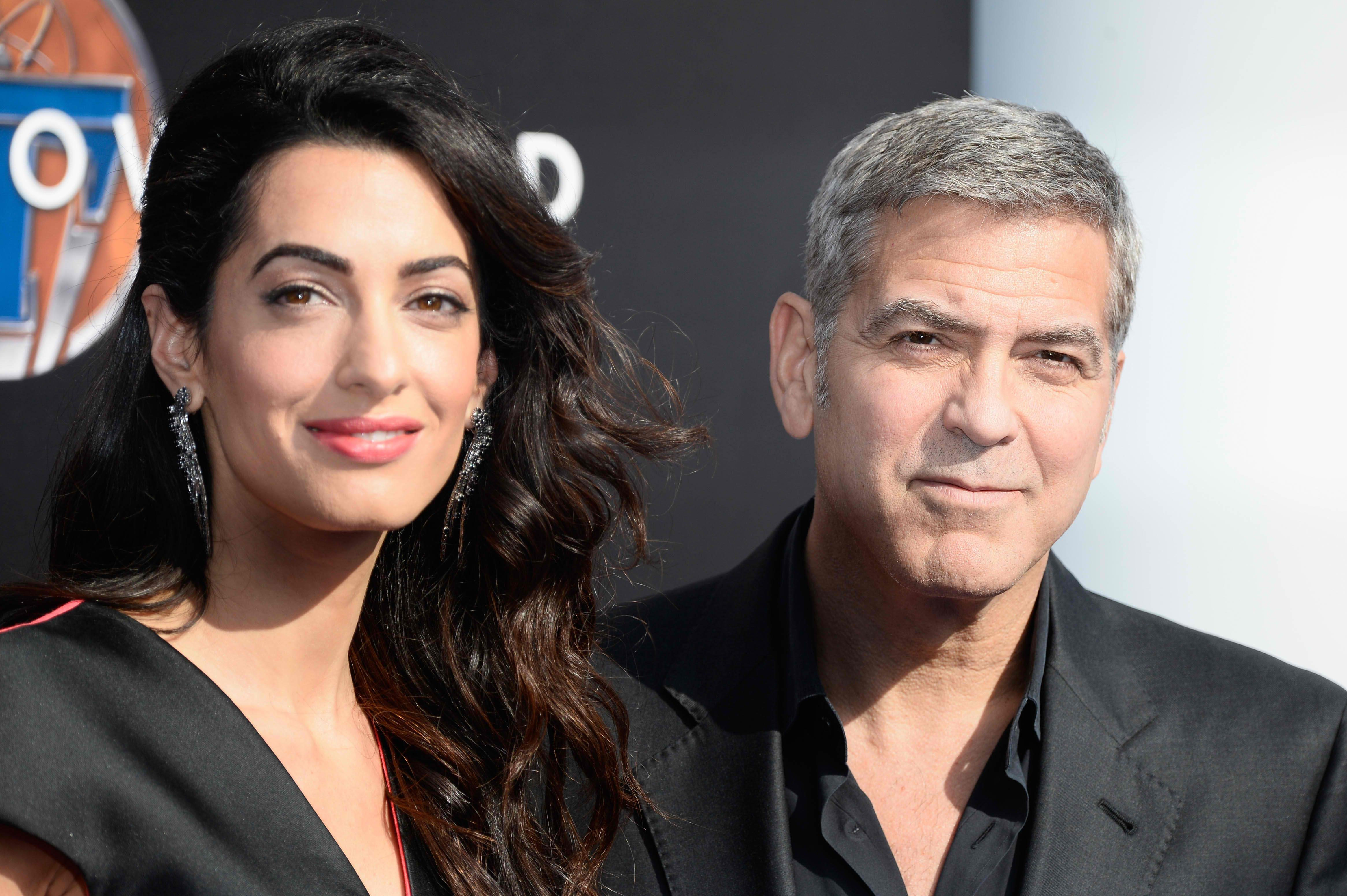 Amal Clooney Reveals Her and George's Future Pregnancy Plans