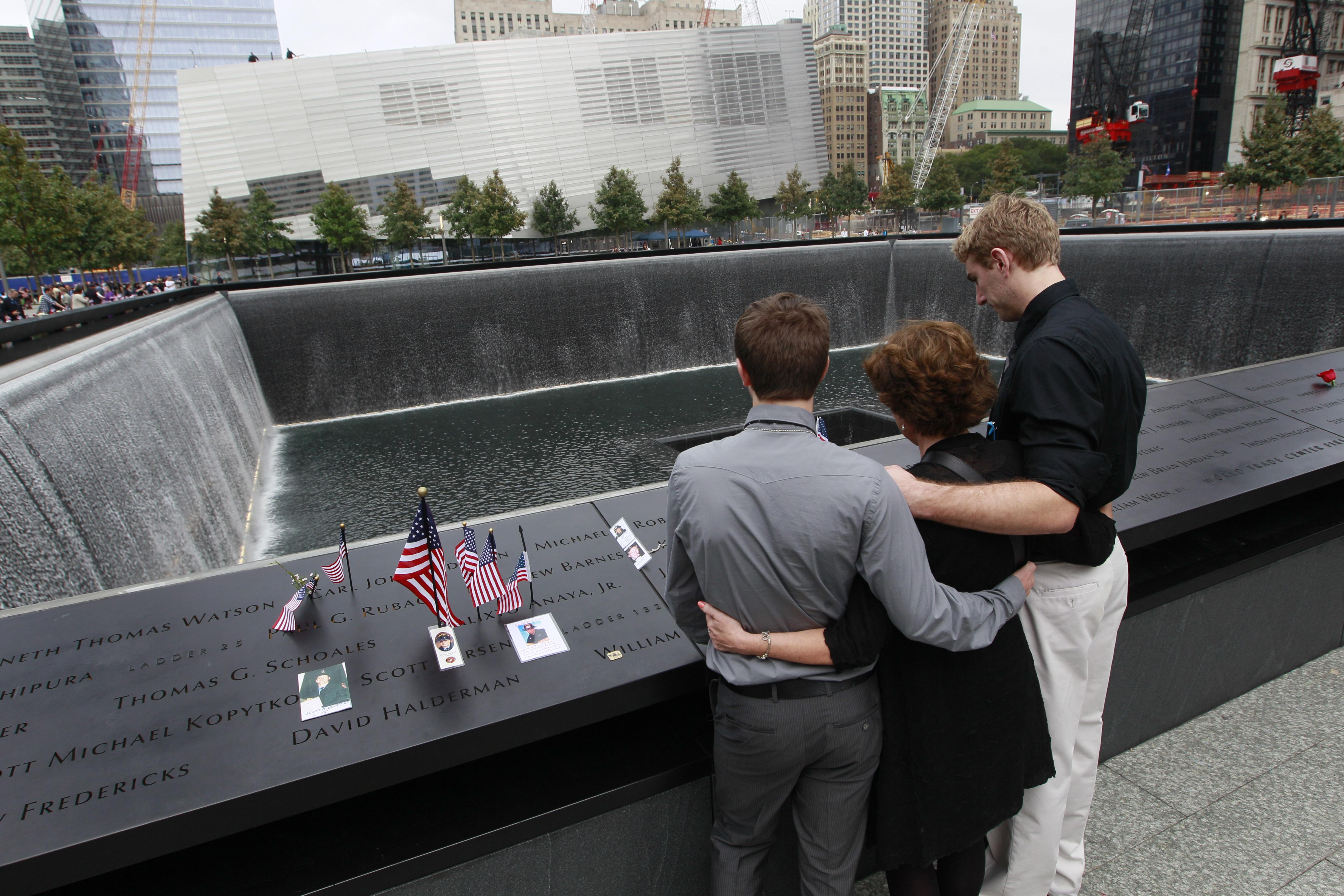 A Day of Remembrance: Thousands Expected at Ground Zero for 9/11 Anniversary