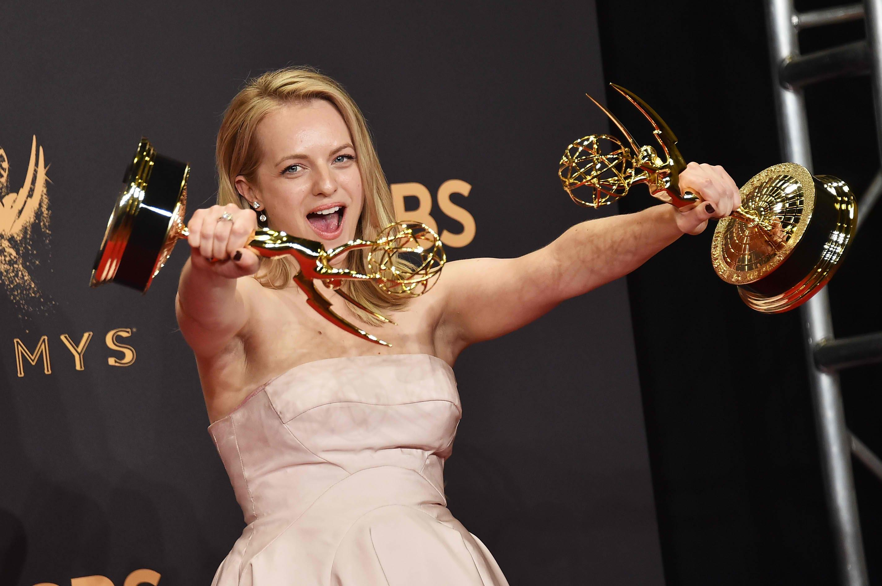 Elisabeth Moss Says Scientology Hasn't Impacted Her Success in Hollywood