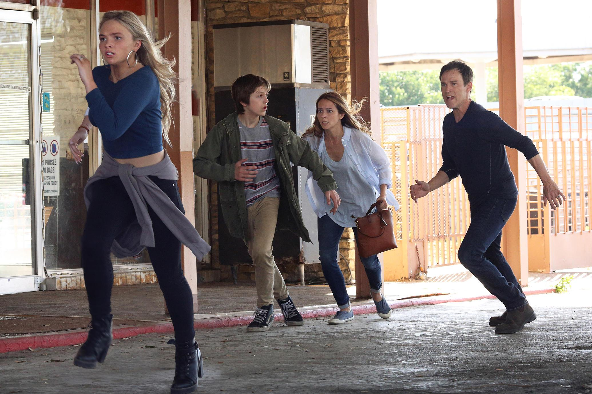 The Gifted Cast Preview The New 'Gritty, Street-Level' X-Men Series