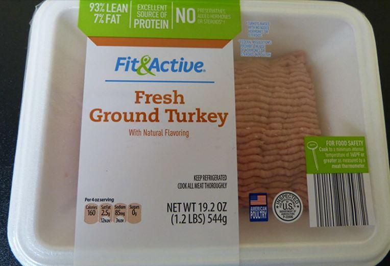 Check your fridge: Ground turkey sold at Florida stores recalled