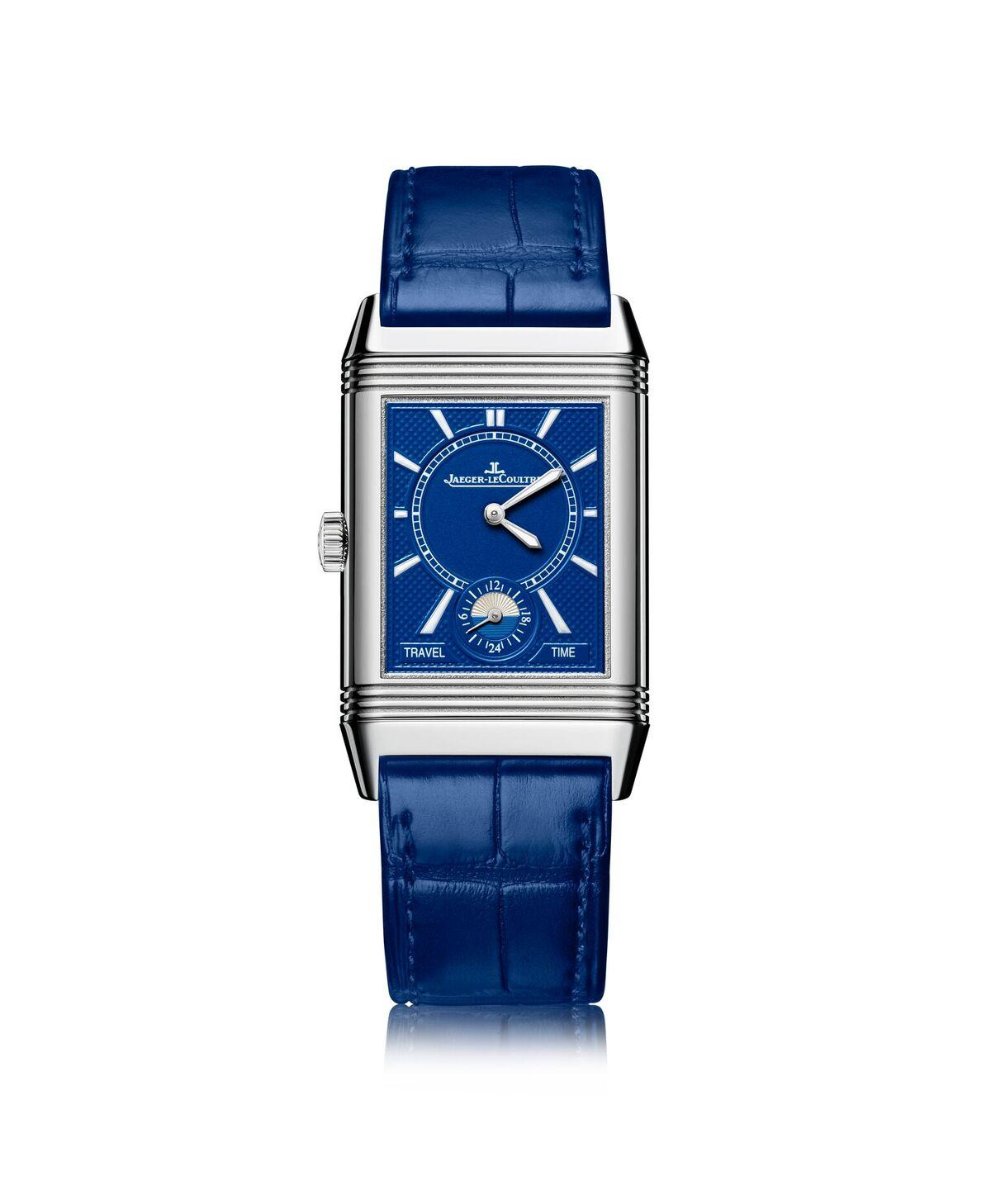 luxury atelier_reverso_electric_blue_dial