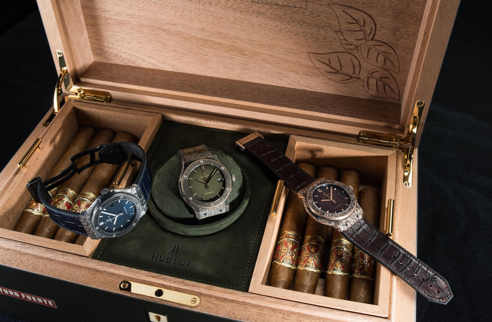 Classic Fusion Fuente Limited Edition Titanium - Bronze - King Gold