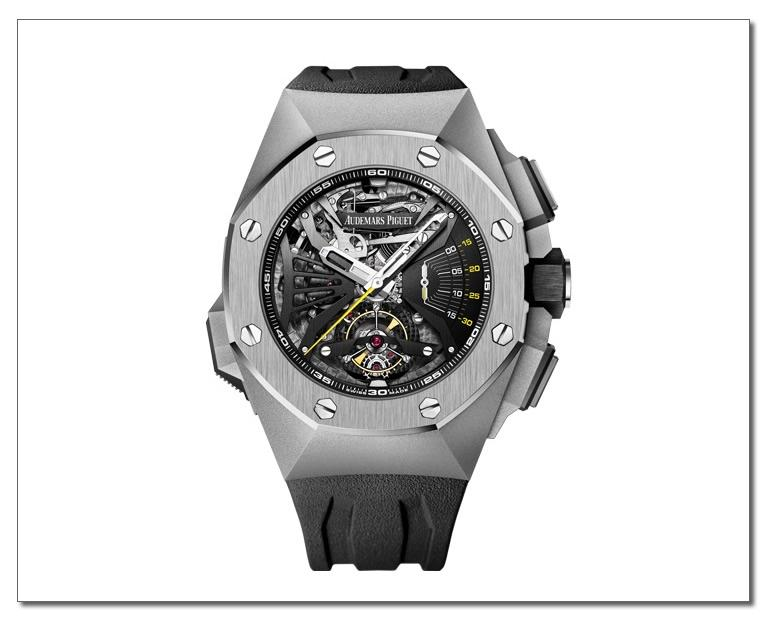 Audemars Piguet – Royal Oak Concept Supersonnerie